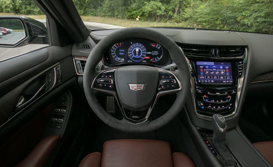 2017 Cadillac CTS RWD 3.6L - Slide 56