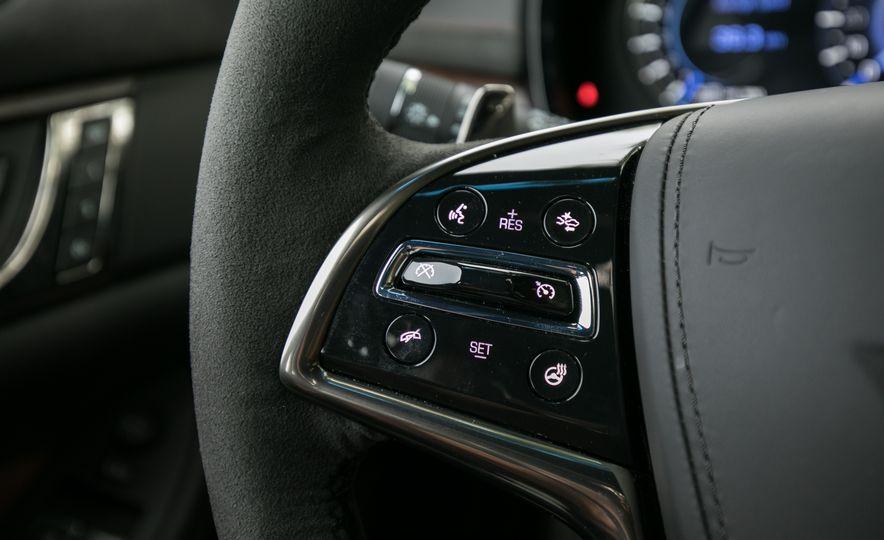 2017 Cadillac CTS RWD 3.6L - Slide 58