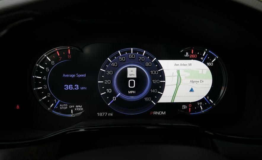 2017 Cadillac CTS RWD 3.6L - Slide 62