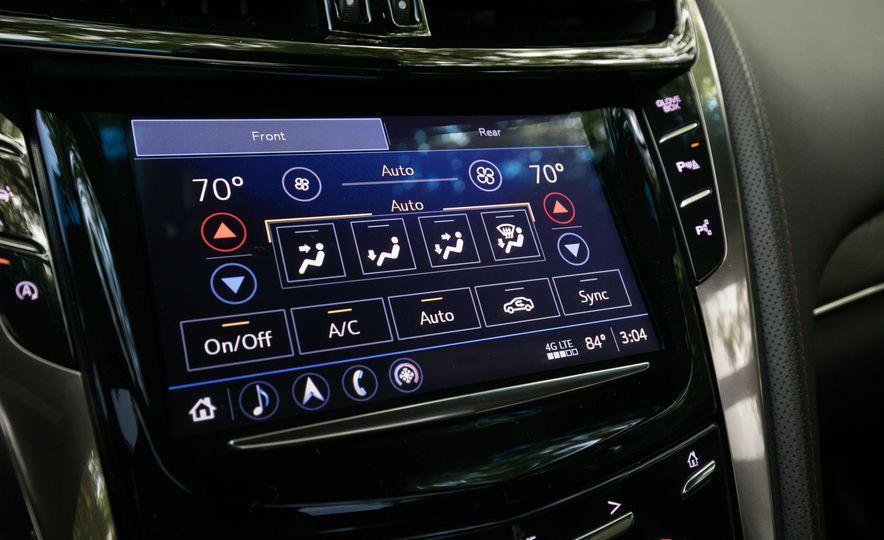 2017 Cadillac CTS RWD 3.6L - Slide 65