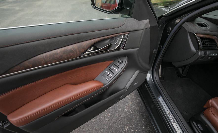 2017 Cadillac CTS RWD 3.6L - Slide 74
