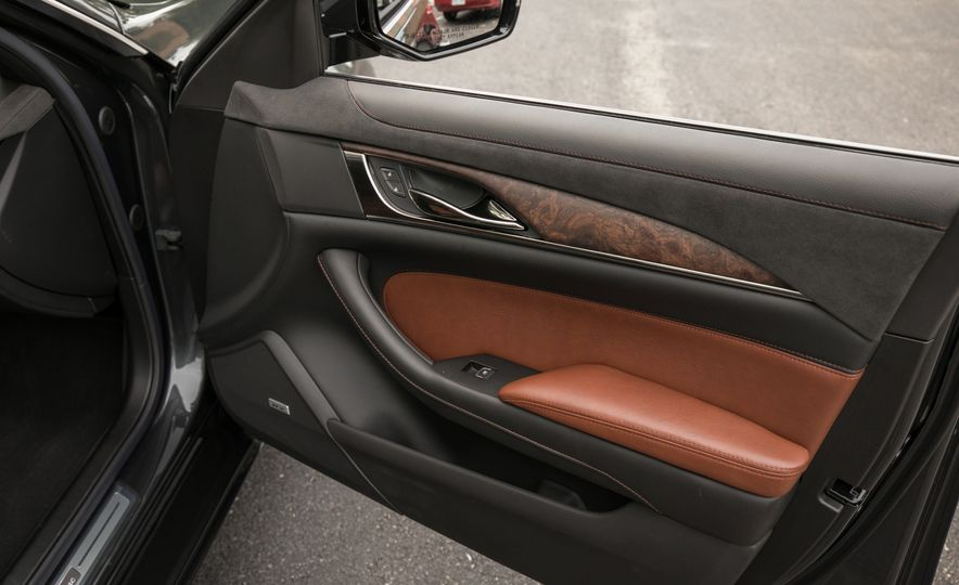 2017 Cadillac CTS RWD 3.6L - Slide 76