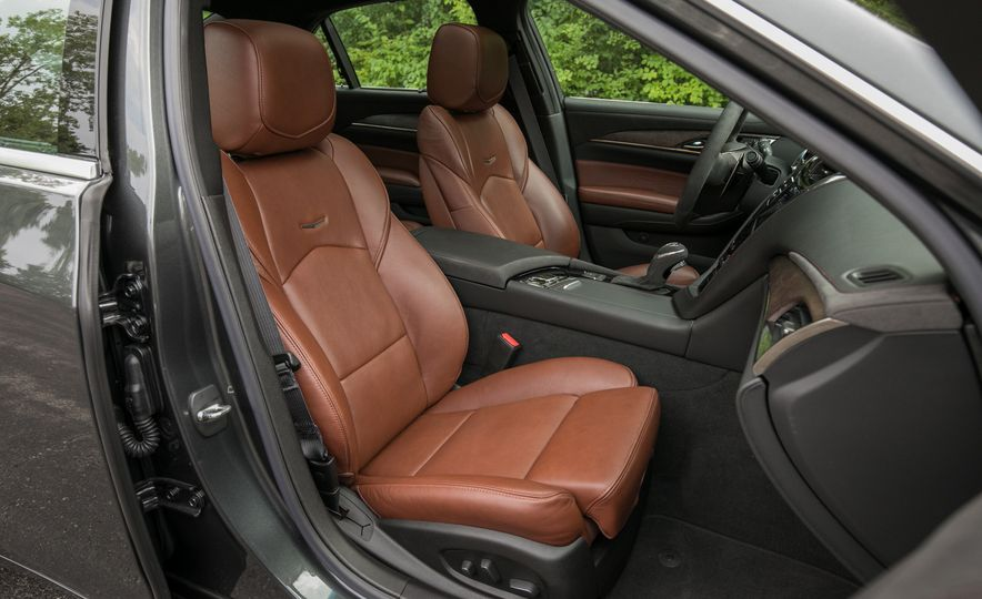 2017 Cadillac CTS RWD 3.6L - Slide 77