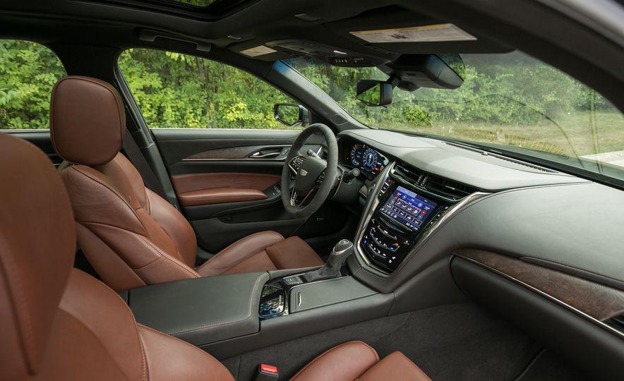 2017 Cadillac CTS RWD 3.6L - Slide 79