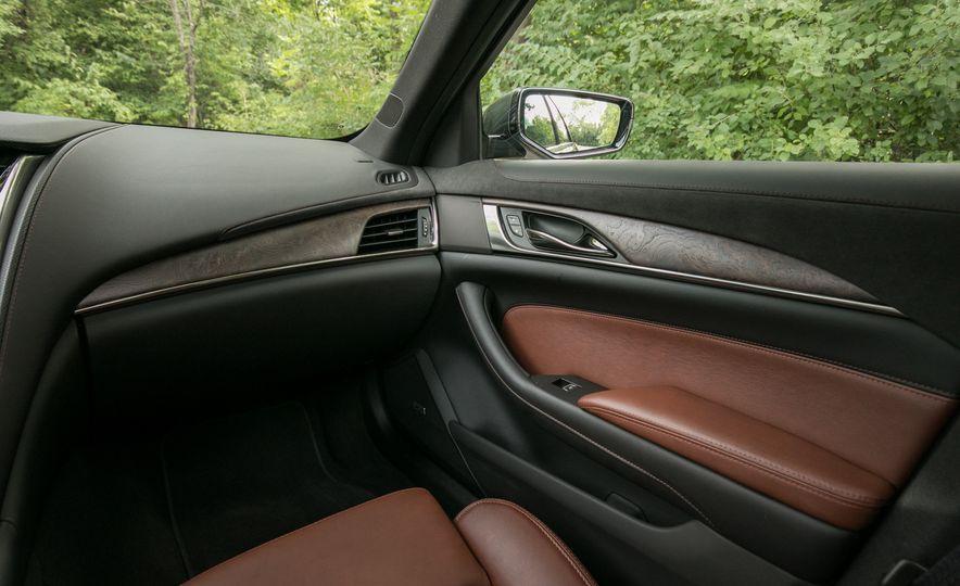 2017 Cadillac CTS RWD 3.6L - Slide 80