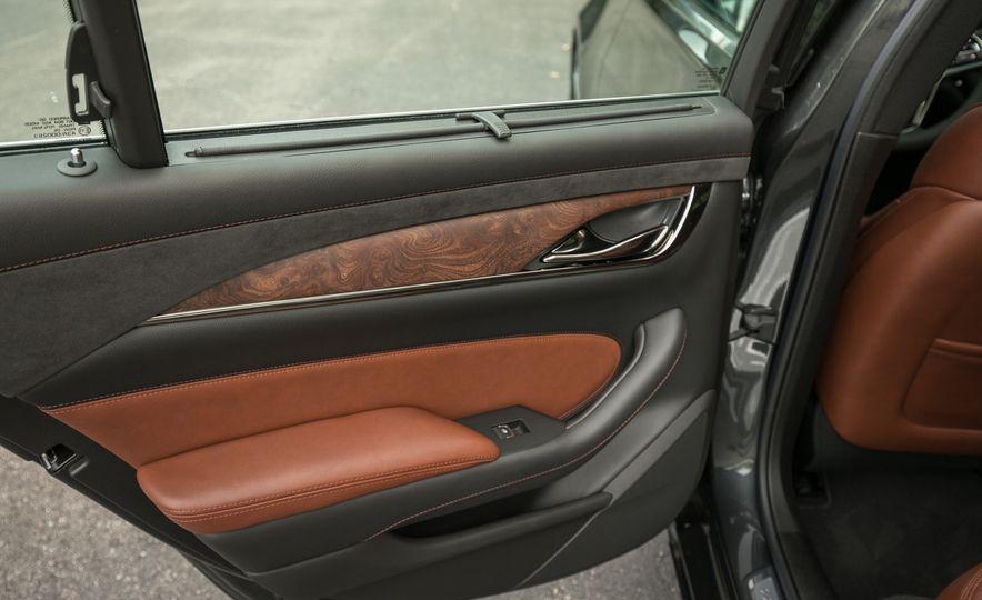 2017 Cadillac CTS RWD 3.6L - Slide 82