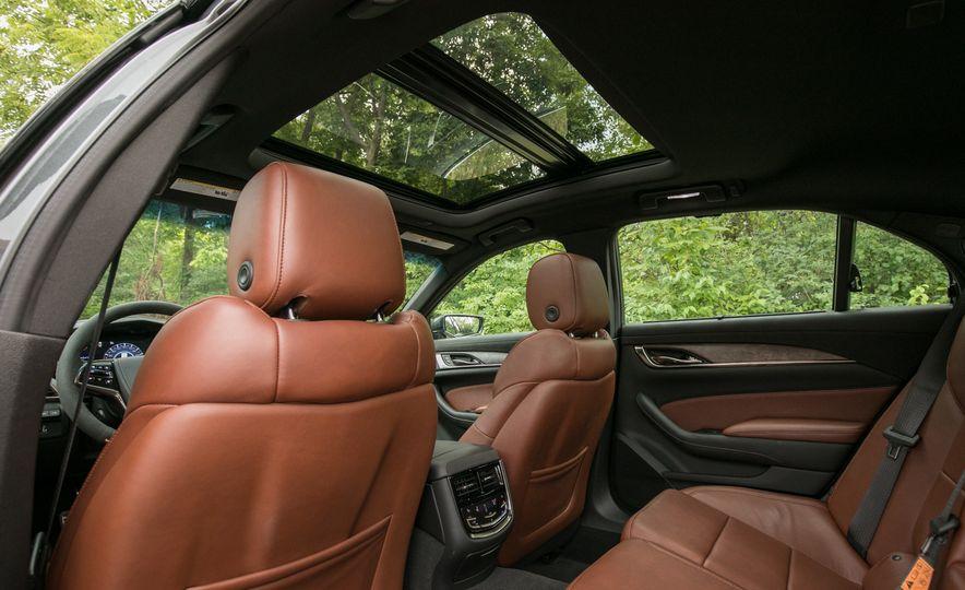 2017 Cadillac CTS RWD 3.6L - Slide 85
