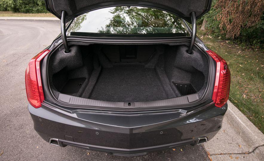 2017 Cadillac CTS RWD 3.6L - Slide 91