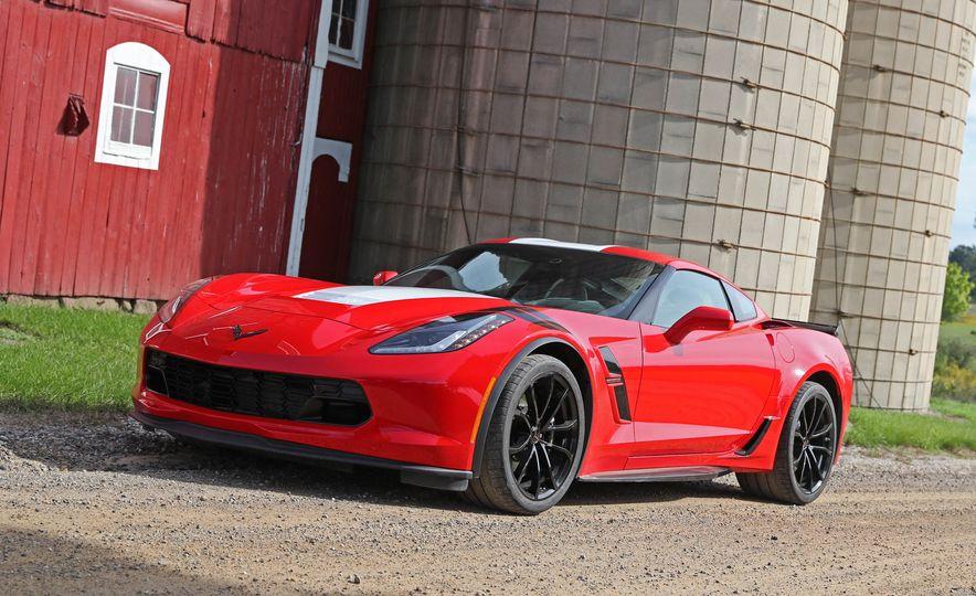 2017 Chevrolet Corvette Grand Sport - Slide 8