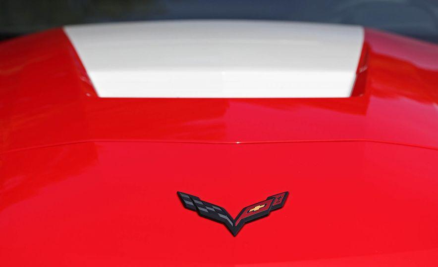2017 Chevrolet Corvette Grand Sport - Slide 14