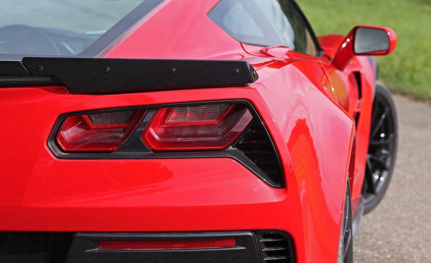 2017 Chevrolet Corvette Grand Sport - Slide 20