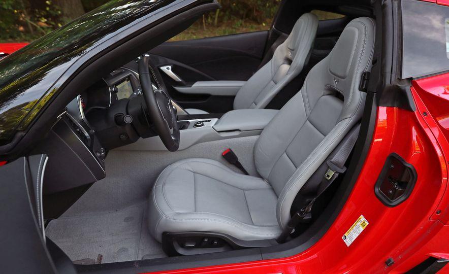 2017 Chevrolet Corvette Grand Sport - Slide 22