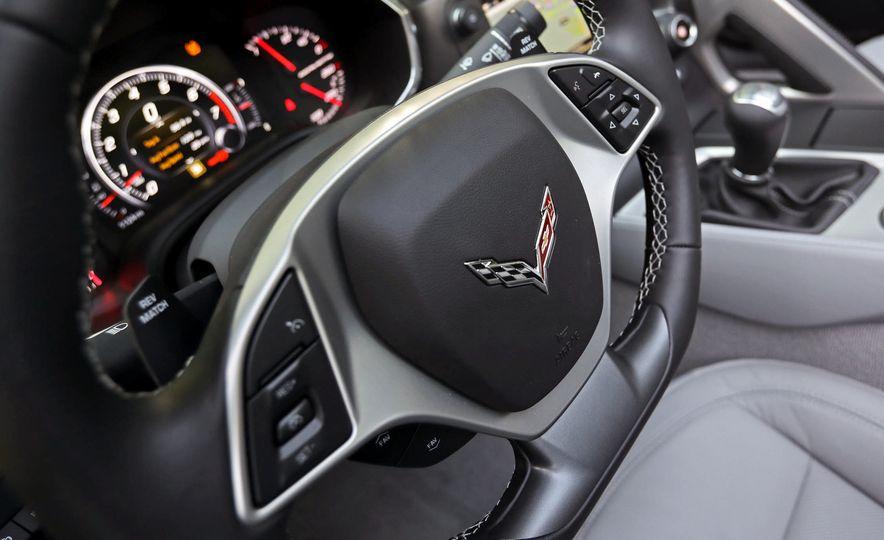 2017 Chevrolet Corvette Grand Sport - Slide 26