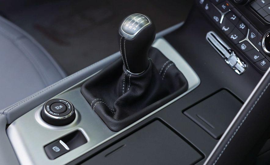 2017 Chevrolet Corvette Grand Sport - Slide 37