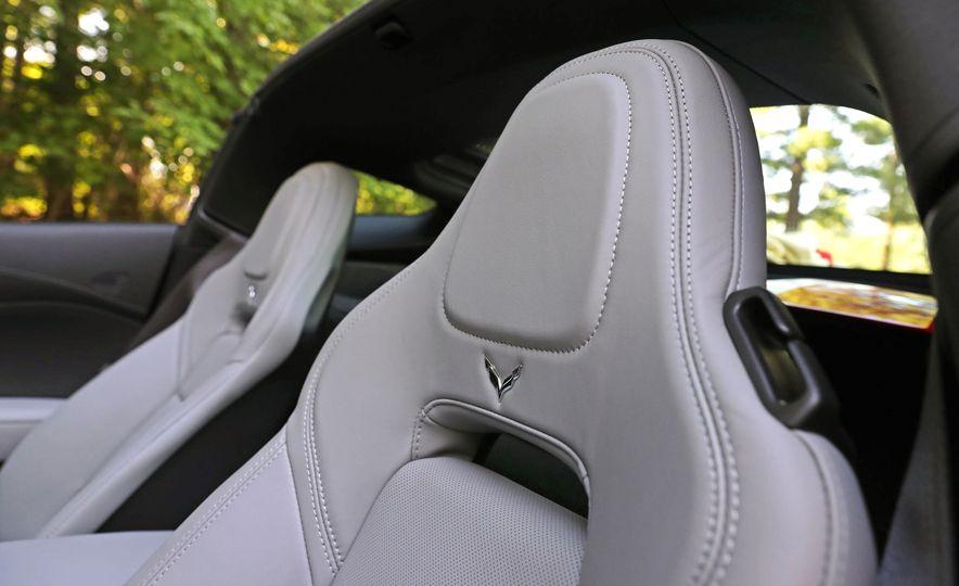 2017 Chevrolet Corvette Grand Sport - Slide 42