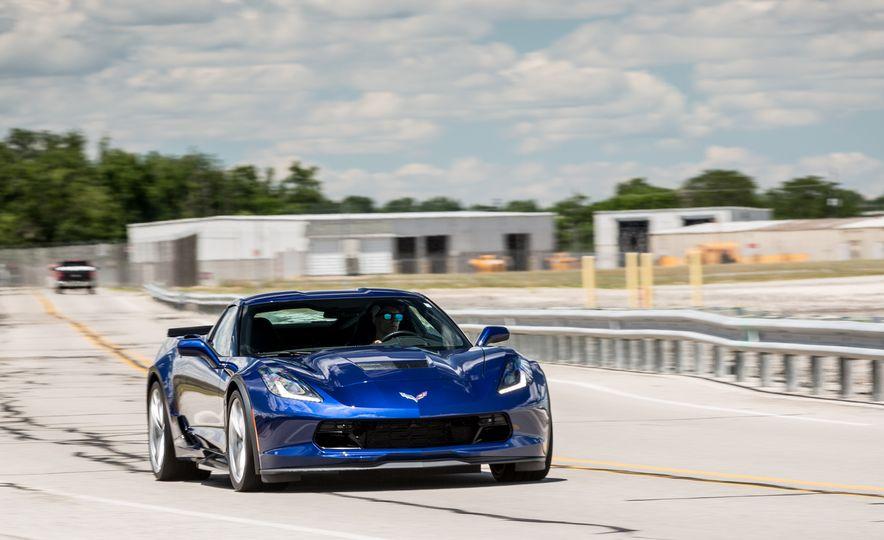 2017 Chevrolet Corvette Grand Sport - Slide 53