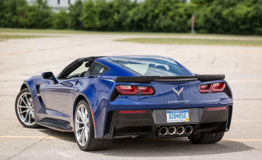 2017 Chevrolet Corvette Grand Sport - Slide 64