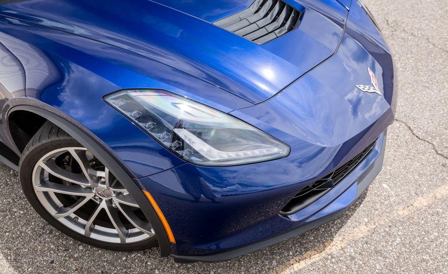 2017 Chevrolet Corvette Grand Sport - Slide 65