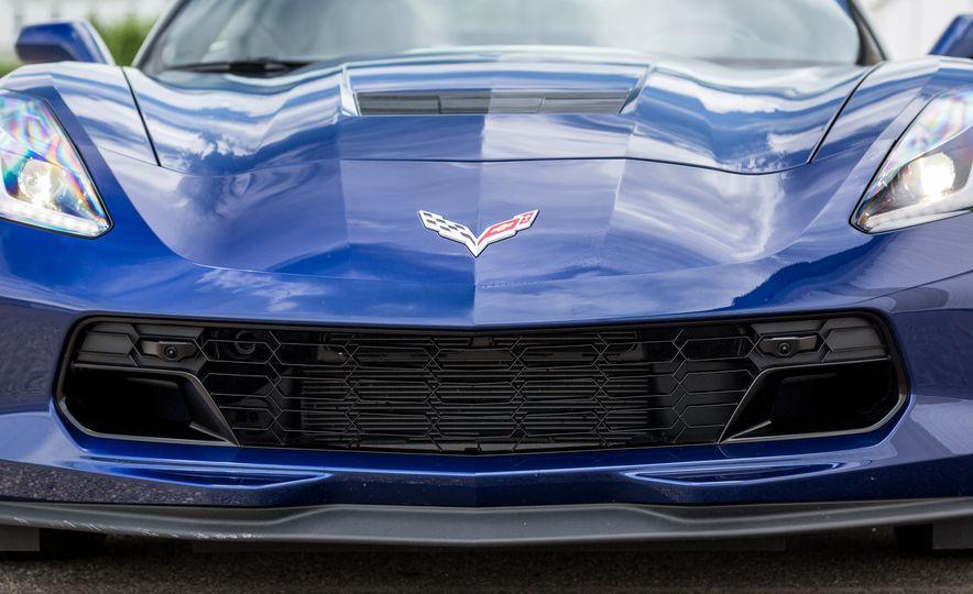 2017 Chevrolet Corvette Grand Sport - Slide 66