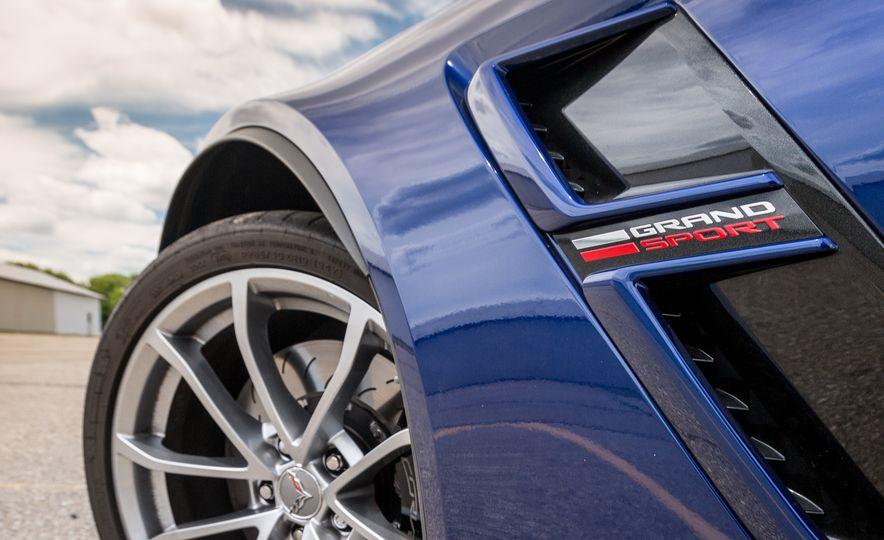 2017 Chevrolet Corvette Grand Sport - Slide 71