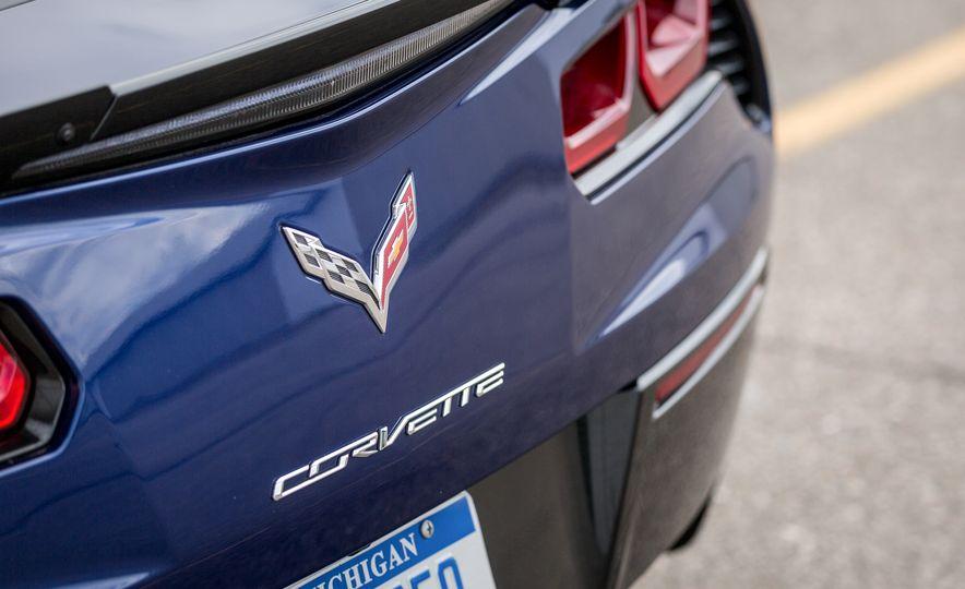 2017 Chevrolet Corvette Grand Sport - Slide 75