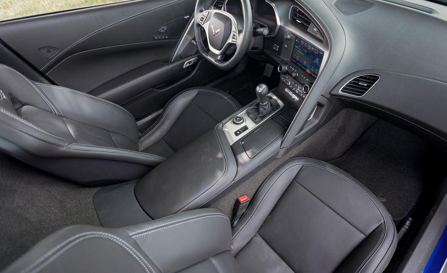 2017 Chevrolet Corvette Grand Sport - Slide 77