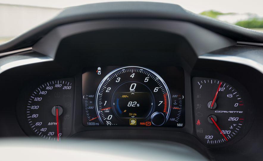 2017 Chevrolet Corvette Grand Sport - Slide 81