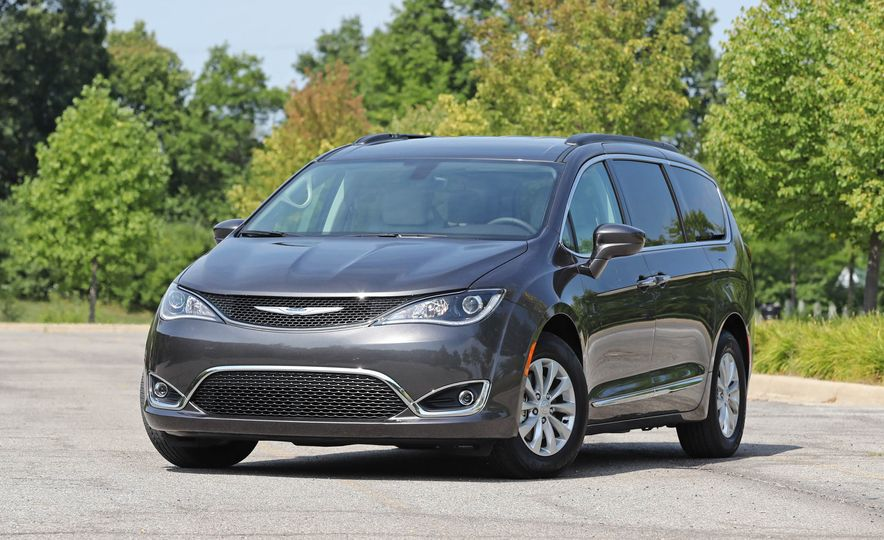 2017 Chrysler Pacifica - Slide 85