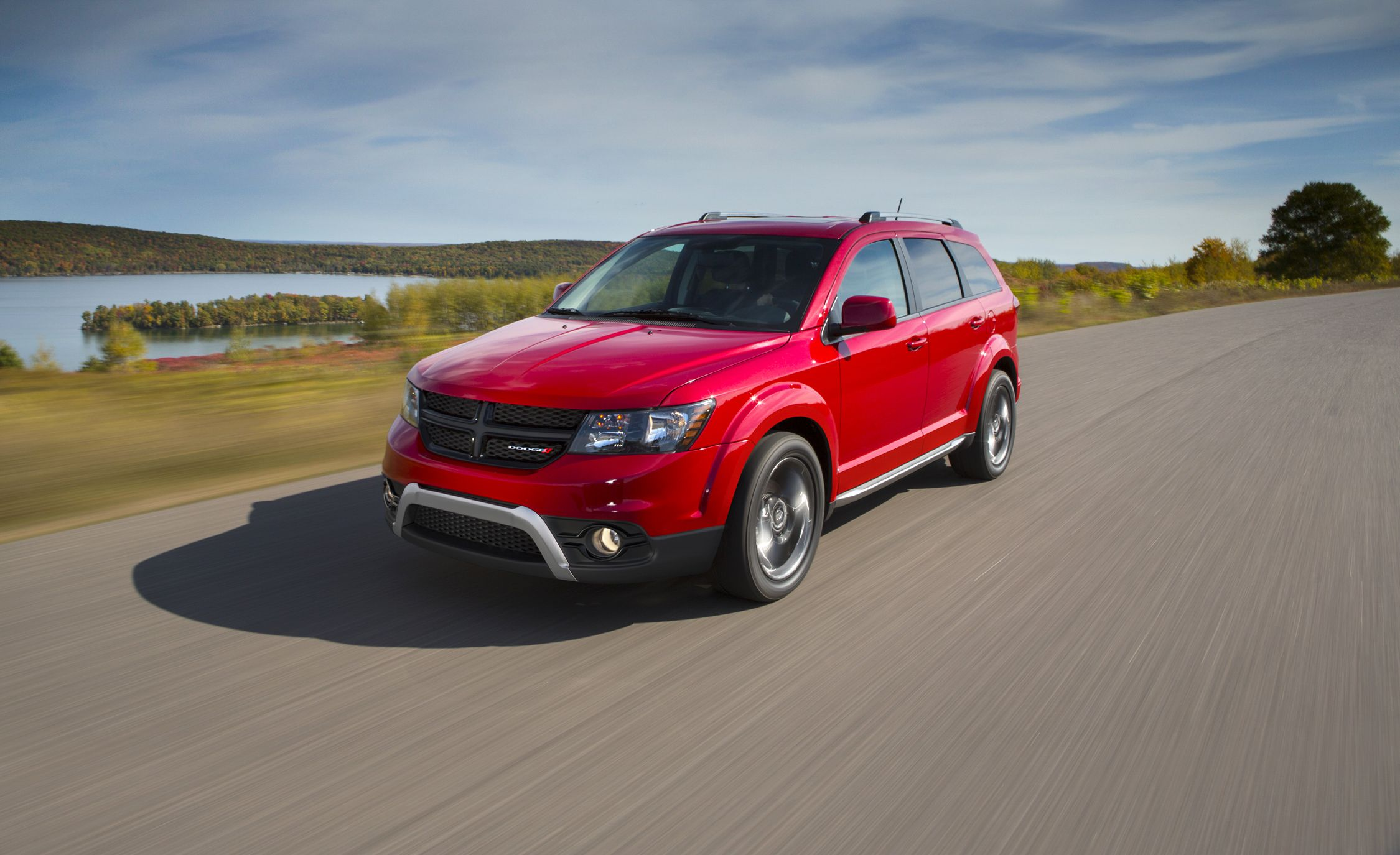 2017 Dodge Journey Pictures | Photo Gallery