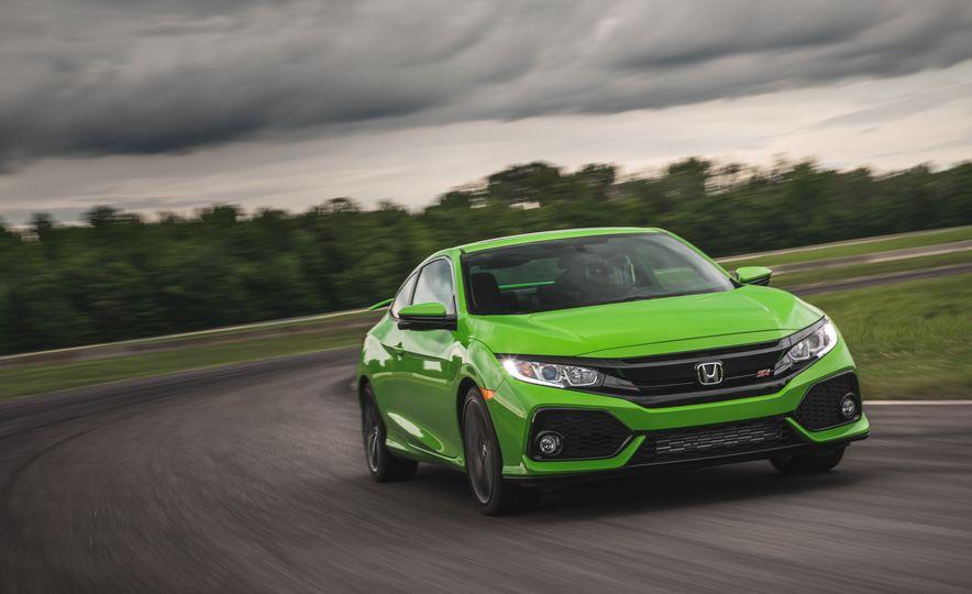 2017 Honda Civic Si coupe - Slide 3