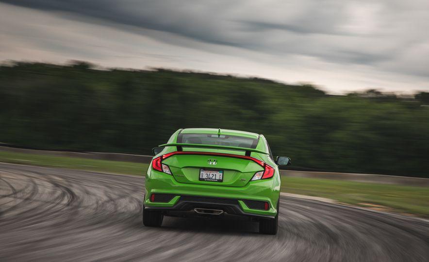 2017 Honda Civic Si coupe - Slide 10