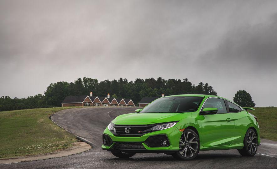 2017 Honda Civic Si coupe - Slide 12