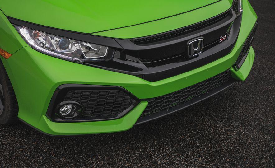 2017 Honda Civic Si coupe - Slide 22