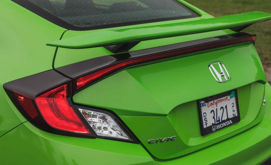 2017 Honda Civic Si coupe - Slide 24