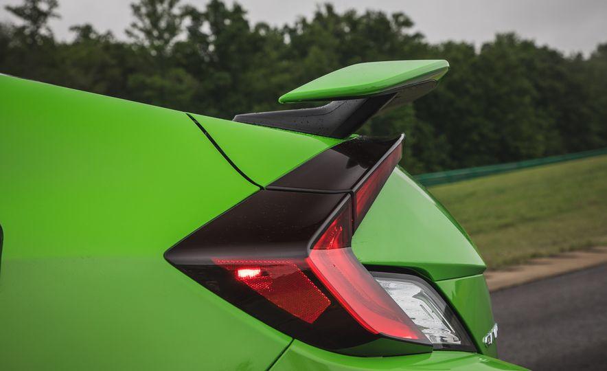2017 Honda Civic Si coupe - Slide 26