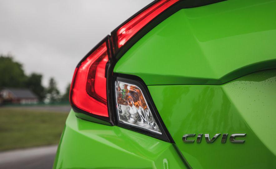 2017 Honda Civic Si coupe - Slide 28