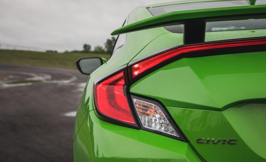 2017 Honda Civic Si coupe - Slide 30