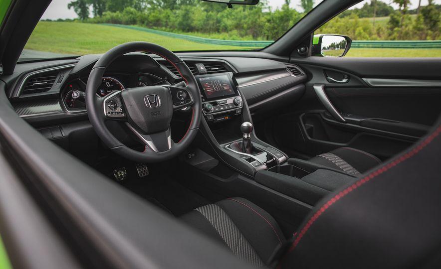 2017 Honda Civic Si coupe - Slide 33