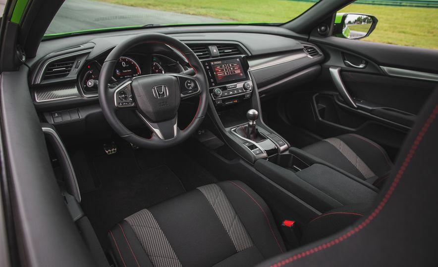2017 Honda Civic Si coupe - Slide 34