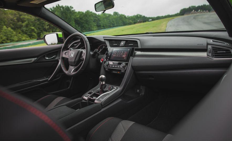 2017 Honda Civic Si coupe - Slide 35
