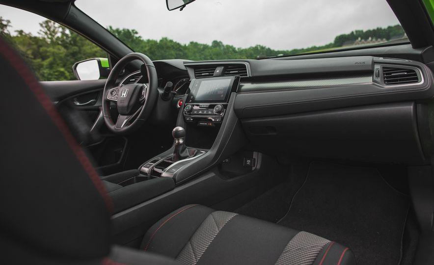 2017 Honda Civic Si coupe - Slide 36