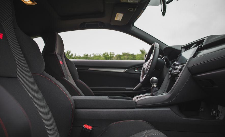 2017 Honda Civic Si coupe - Slide 37