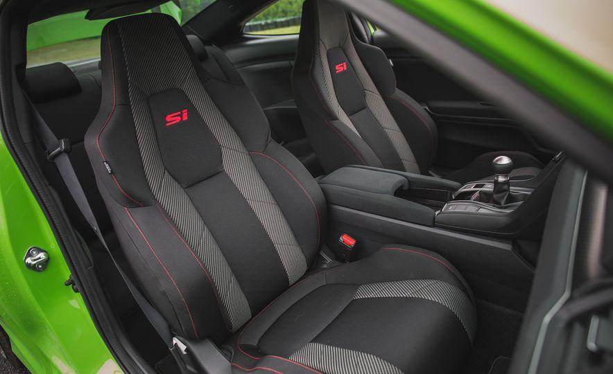 2017 Honda Civic Si coupe - Slide 38
