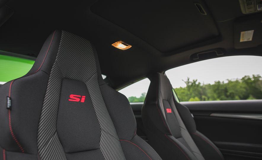 2017 Honda Civic Si coupe - Slide 39