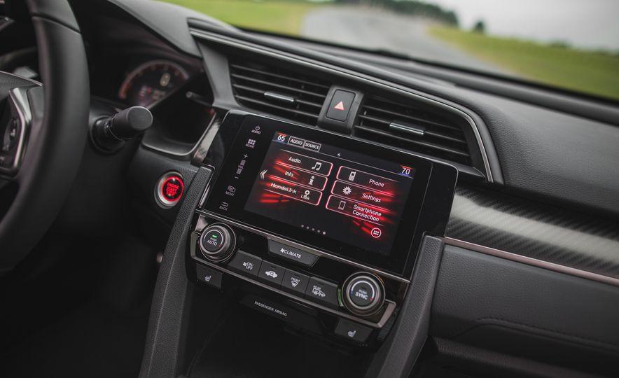 2017 Honda Civic Si coupe - Slide 40