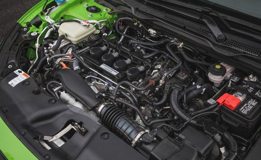 2017 Honda Civic Si coupe - Slide 41