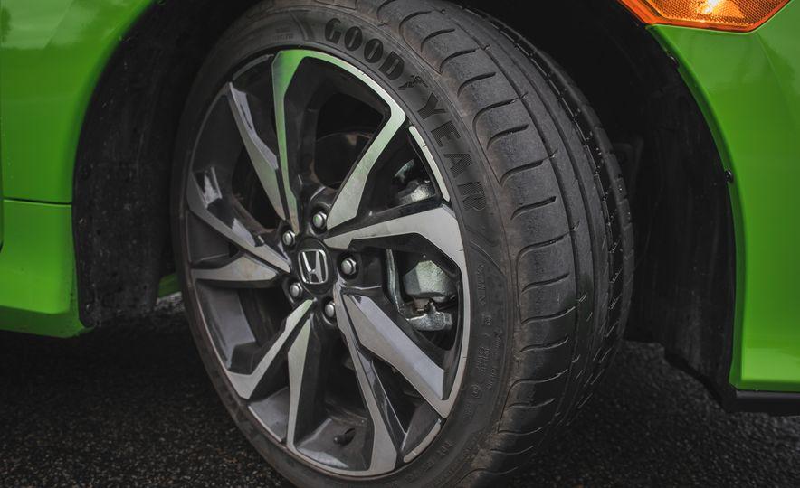 2017 Honda Civic Si coupe - Slide 44