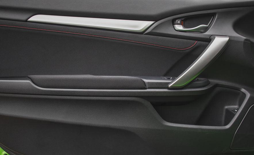 2017 Honda Civic Si coupe - Slide 45