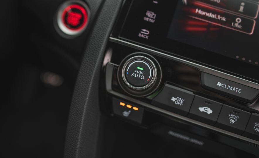 2017 Honda Civic Si coupe - Slide 47