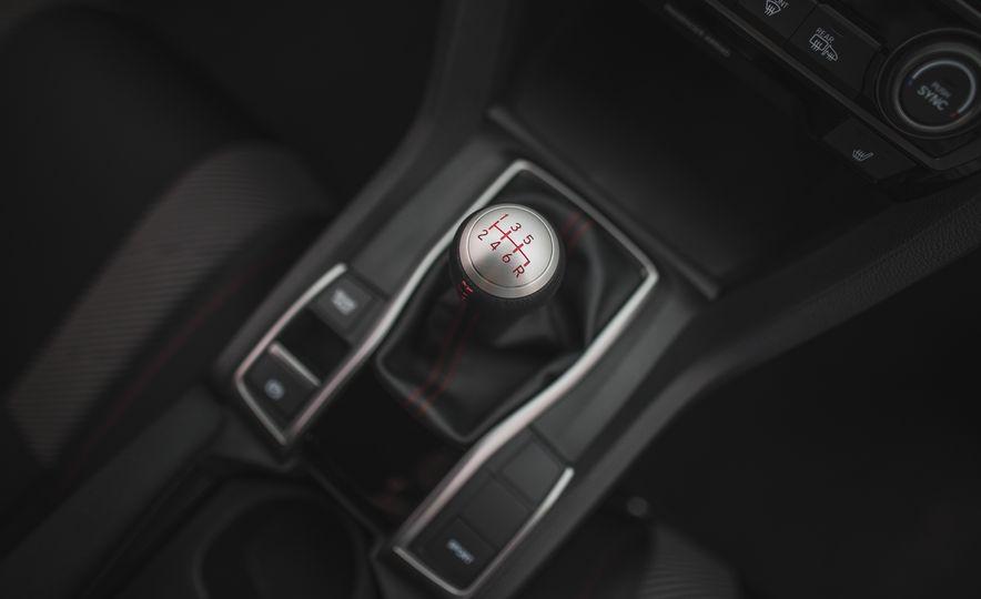 2017 Honda Civic Si coupe - Slide 48